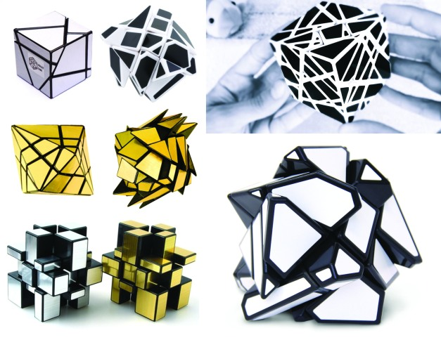 Ghost Cubes