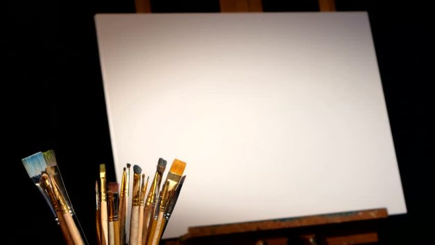 canvas-paint-brush